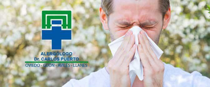 Alergia tratamientos antihistaminico Alergólogo Carlos Puerto